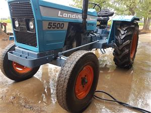 Landini Bantam  5500  2x4  (Black Friday29 Nov.2019 only Special)  R75000