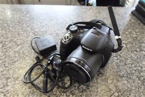 Sony DSC-400 Cybershot Camera