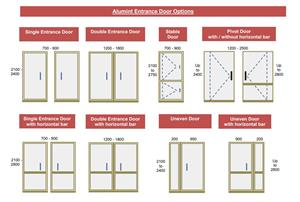 Entrance Doors Desings Home and Business