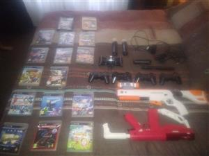 Playstation 3 with lots of extras