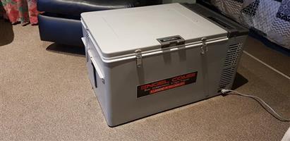 60l Engel fridge-freezer combi yskas