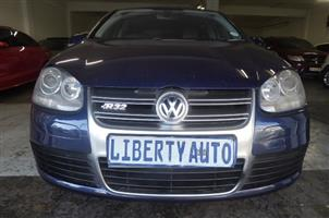 2007 VW Golf R32