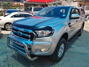 2018 Ford Ranger 2.2 double cab 4x4 XLS