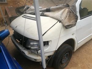 2003 Mercedes Benz Vito 113 CDI crewbus