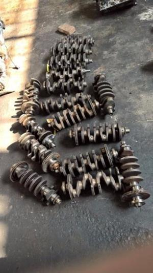 Audi / VW Crankshafts TDi FSI