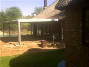 Carports and waterproofing