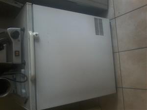 A defy freezer