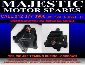 mercedes benz w202 ignition coils for sale