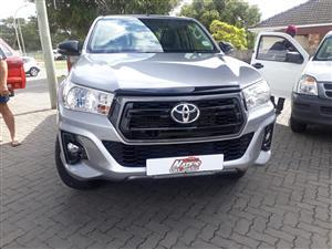 2018 Toyota Hilux 2.0 SRX