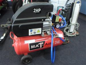 24l Mat-Air Compressor