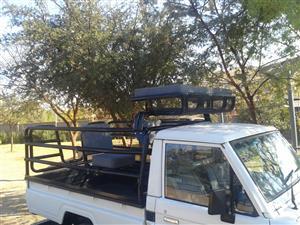 Single cab Cruiser hunting frame