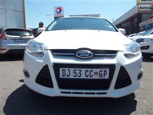 2014 Ford Focus hatch 1.6 Trend