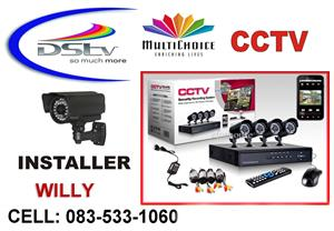DSTV & CCTV ACCREDITTED INSTALLER IN SOSHANGUVE .MABOPANE,WINTERVELDT & ORCHARD