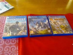 ps games for sale 1200