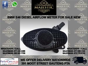 BMW e46 diesel airflow meter for sale