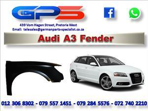 Audi A3 Fender New Part for Sale
