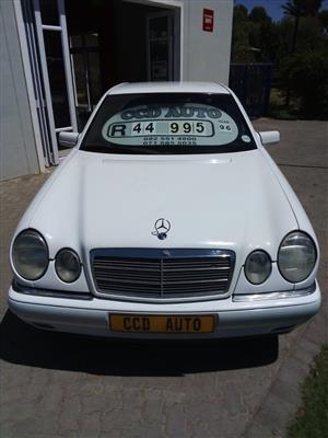 1996 Mercedes Benz 230E