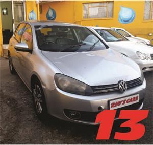 2011 VW Golf 1.4TSI Comfortline