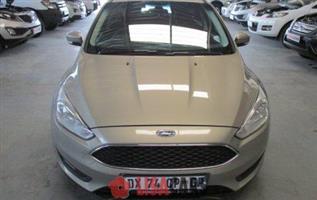 Ford Focus hatch 5-door