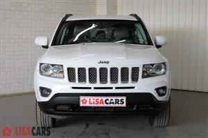 2014 Jeep Compass 2.0L CRD Limited