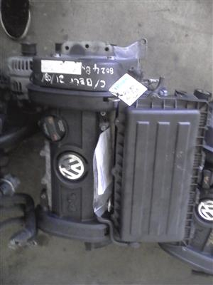 VW Polo 1.4i 16V engine for sale