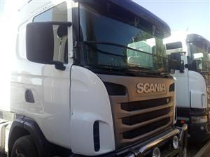 2013 Scania G460