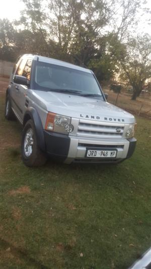 2005 Land Rover Discovery 3 V8 S