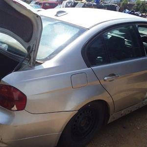BMW E90 stripping