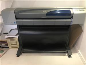 HP Designjet 500 Plus 42 inch Roll printer/plotter