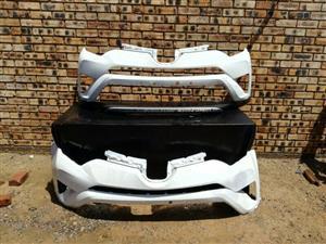 Toyota Rav4 Facelift Front Bumper