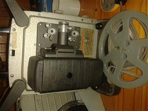 G.B. Bell and howel moviemaster and viewer editor eight minette