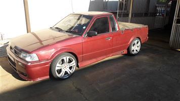 1997 Ford Bantam 1.6i