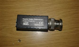 Passive video transceiver for sale