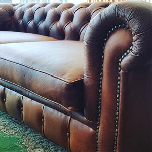 Pleasant Genuine Leather Couches Junk Mail Machost Co Dining Chair Design Ideas Machostcouk