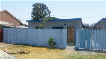 3 Bedroom 2nd house newly build Booysens