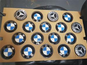 MERCEDES BENZ NEW SPROCKETS FOR W 203/ W 204 AND BMW WHEEL CUPS ON SELL