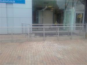 6 metre Aluminium Balustrade new