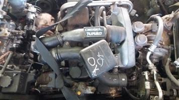 Isuzu KB250 2.5 TDi Engine # 4JA1