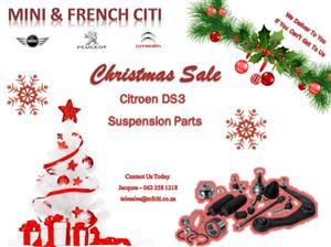 Citroen DS3 Suspension Parts For Sale