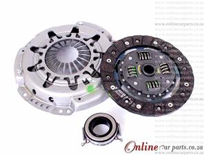 Toyota Conquest 1.3 12V 2E May 85-88 with 237mm Cover Conquest 1.3 S GS 12V 2E 88-91 Clutch Kit