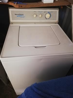 Speed Queen top loader washing machine