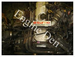 Toyota 2L2 T used engine