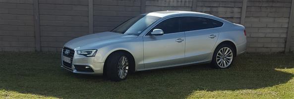 2015 Audi A5 cabriolet 2.0TFSI
