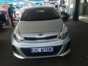 2017 Kia Rio hatch 1.2