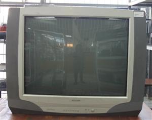 Sansui 87cm tv with remote S032317A #Rosettenvillepawnshop