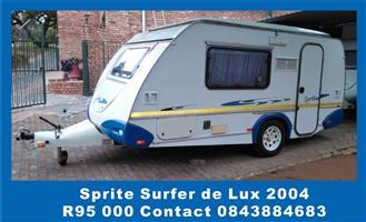 Sprite Surfer de Lux 2004.
