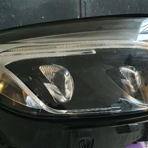 Mercedes GLC 300 Xenon complete headlight