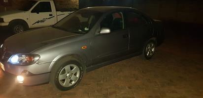 2003 Nissan Almera 1.8 Elegance