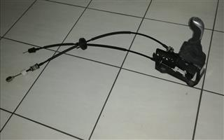 Chev Utility 2017 Bakkie Engine Number CR9 Gear Lever Complete with Cables