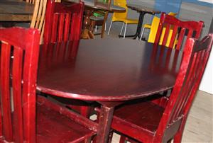 5 piece dining room suite S031493A #Rosettenvillepawnshop